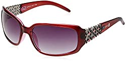 Scavin  Rectangle Sunglasses (Pink) (215S910PINK|59)