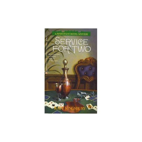 Service for Two (A Pennyfoot Hotel Mystery)