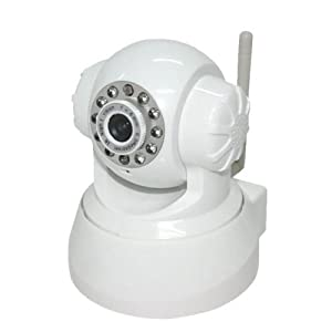micasaverde VistaCam PT Pan/Tilt IP Camera