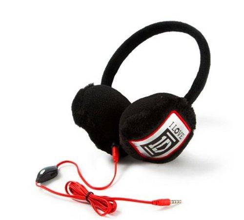 1D One Direction Earmuff Headphones