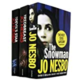 img - for Jo Nesbo 3 Books Collection Set Include The Snowman, The Redbreast & The Devil's Star RRP $31.45 book / textbook / text book