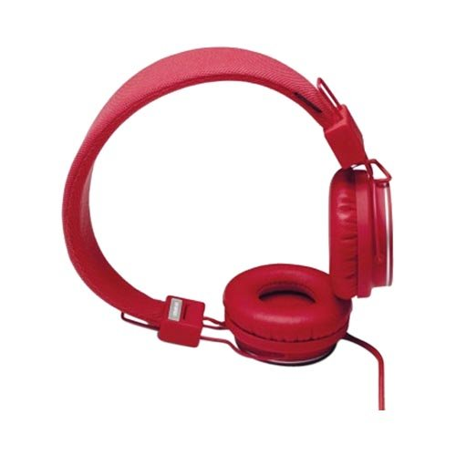 Red Tomato Oem Urbanears Plattan Universal Over Ear Collapsible Portable Headphones Mic