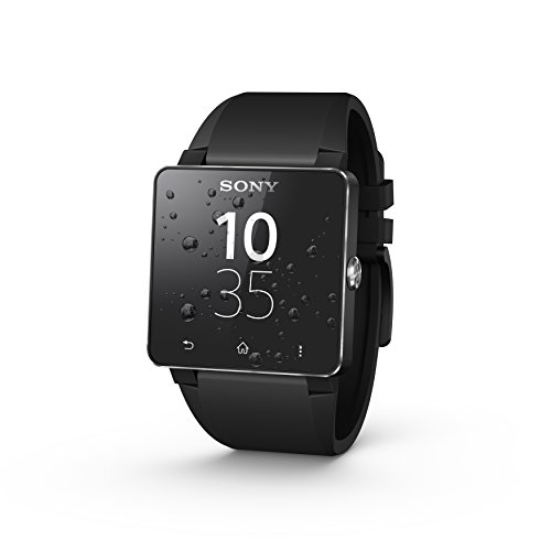 Sony Mobile SW2 SmartWatch 2 by Sony® (Black)