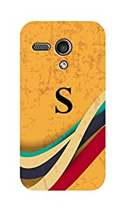 SWAG my CASE Printed Back Cover for Motorola Moto G