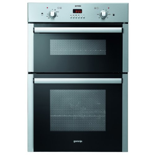 Gorenje - Double Oven Stainless Steel - BD2116AX - UK 5 Year Guarentee Parts and Labour