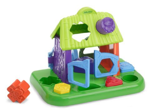 Infantino Animal Park Shape Sorter (Discontinued by Manufacturer) - 1