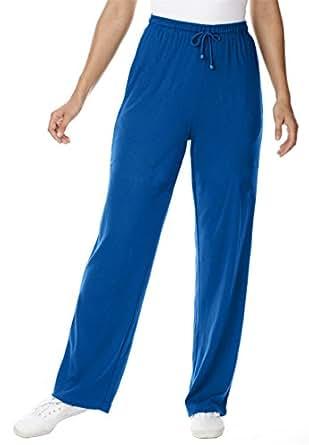 Plus size petite casual pants