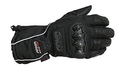 armr Moto wp430Gants de moto imperméable Noir-Taille XL