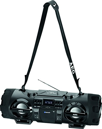 SR 4360 BT Stereo-Radio mit Bluetooth/USB
