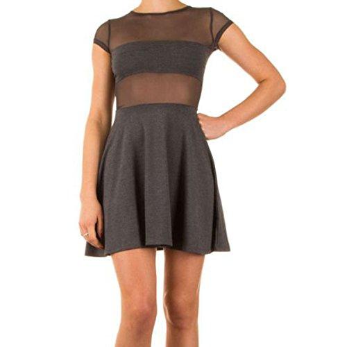 Glanzwelten GOGO Outfit Dancewear Clubwear GOGO Outfit Gr. 36/38