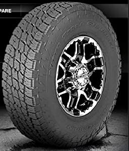 Nitto (Series TERRA GRAPPLER) 285-75-16 Radial Tire
