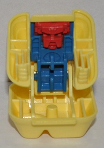 Vintage Chicken McNuggets Transformer (1987)- Mcdonalds Happy Meal Toy - Replacement Figure - Classic Collectible Figures - Loose Out Of Package (OOP)