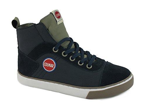 Colmar DURDEN Sneakers Alta Bambino Blu 33