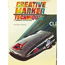 Creative Marker Techniques: In Combination With Mixed Media Ebook & PDF Free Download
