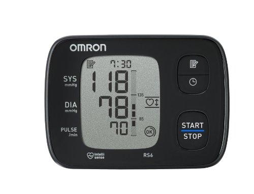 Omron RS6 Handgelenk-Blutdruckmessgerät thumbnail