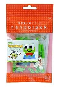nanoblock kawaiiシリーズ けろけろけろっぴ NBCC-013