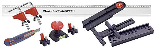 kwb 783408 kit universel line master 800 mm 10 pi ces ebay. Black Bedroom Furniture Sets. Home Design Ideas