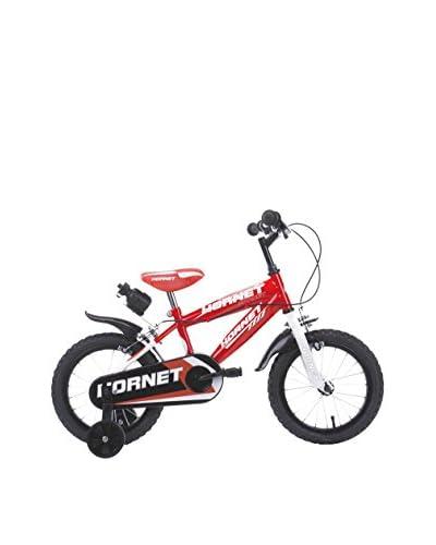 SCHIANO Bicicleta 14 Hornet 01V Rojo
