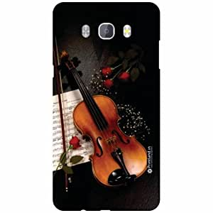 Printland Back Cover For Samsung Galaxy On8 - Dance Designer Cases