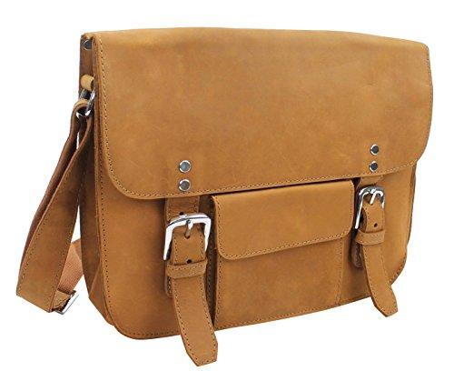 clearance-vagabond-traveler-15-cowhide-leather-stylish-simple-messenger-bag-l59-nature-brown