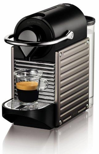 Nespresso オートタイプ PIXIE(ピクシー) チタン C60TI