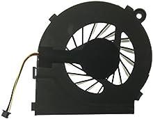 Ventilador HP - 646577-001 compatible con HP-Compaq G G6-1000 | G6-1051SS | G6-1052SS | G6-1215SS | G6-1230SP | G6-1260SP | g6-1350sp | G6-1351SS | G62-454ep | G7-1000 | G7-1259ES | HP-Compaq Pavilion G6-1311es y part number 055417r1s | 636392-001 |