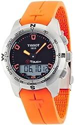 Tissot T-Touch II Mens Analog-Digital Watch T0474201705101