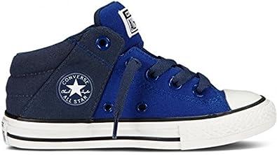 Converse Chuck Taylor Axel Mid Shoes - Radio Blue / Navy - UK 13