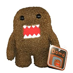 "Licensed 2 Play Domo 6 1/4"" Plush Novelty Doll"