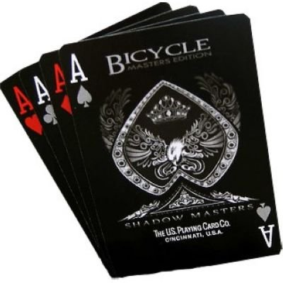 Imagen 3 de Cartas Bicycle Shadow masters