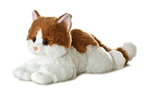 "12"" Flopsie Roxie Cat"