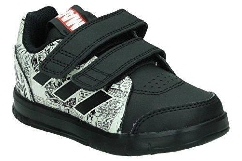adidas Unisex - Bimbi 0-24 Lk Marvel Cf I scarpe sportive nero Size: 24