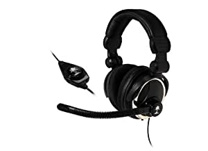 Turtle Beach TBS-2052 Ear Force Z2 Professional Grade PC Headset (Black)