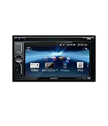 Sony XAV-601BT Car Stereo AVC with 6.1-inch Screen