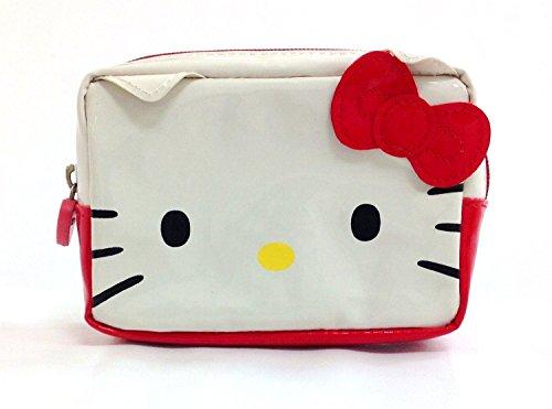 Sanrio-Hello-Kitty-Cosmetic-Case-Multi-Pouch-Face
