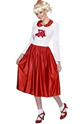 Grease Sandy Costume Adult