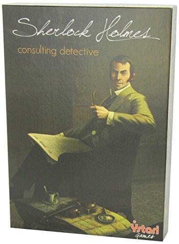 Ystari games sherlock holmes consulting detective gioco da tavolo importato da uk - Sherlock holmes gioco da tavolo ...