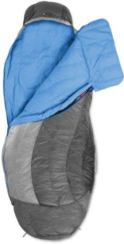 Nemo Rhythm 25 Primaloft Sleeping Bag (Long/Gray)