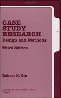 case study research design and methods psychology