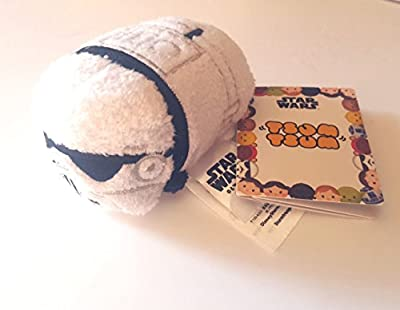 Stormtrooper Star Wars Tsum Tsum Mini Plush Toy