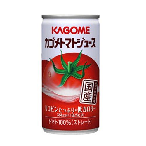 カゴメ トマトジュース 缶 190G × 30缶