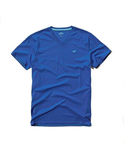 hollister-uomo-slim-fit-collo-a-v-e-tasca-t-shirt-blue16-small