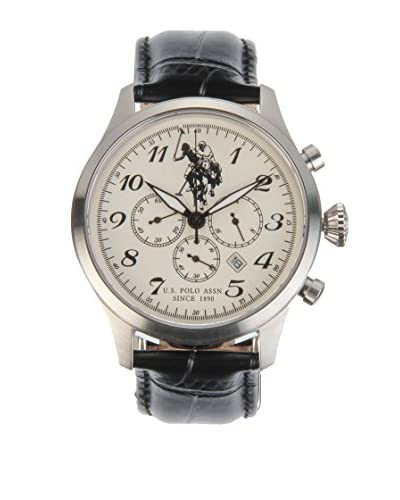 US Polo Association Orologio con Movimento al Quarzo Giapponese Hurricane  44 millimeters
