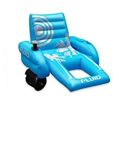 Fluid Palm Beach Motorized Pool Lounge Toys