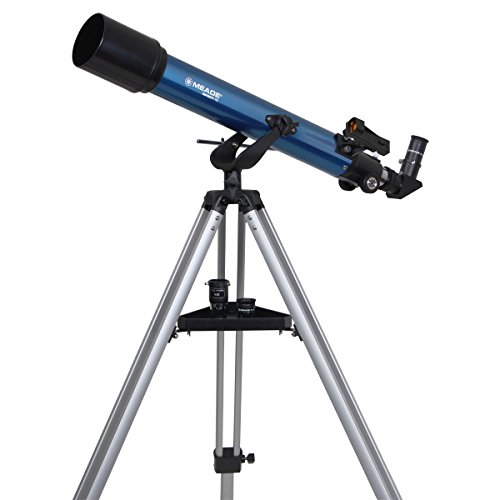 Meade 209003 Infinity 70-Millimeter Altazimuth Refractor (Blue)