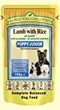 James Wellbeloved Puppy Pouch Lamb with Rice and Vegetables 10 x 150 g