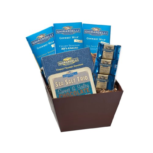 Ghirardelli New Favorites Gift Box