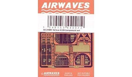 Portes et intérieur d'Airbus A320 (pour maquettes Revell)