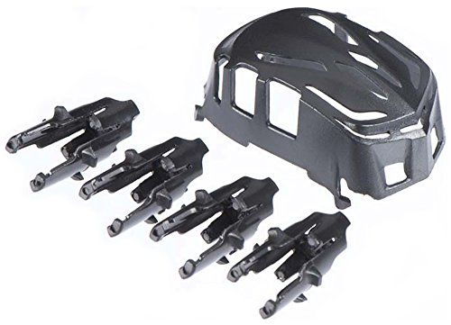 Estes 4621 Proto X/Syncro Body/Motor Holder Set, Black