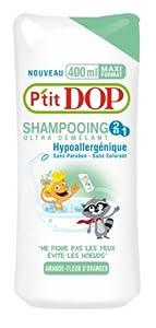 P'tit DOP Shampooing Amande/Fleur d'Oranger 400 ml